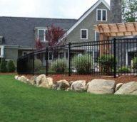 Aluminum Fence Style B